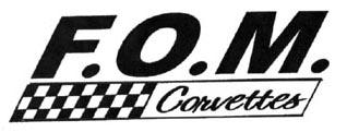 F.O.M. Logo